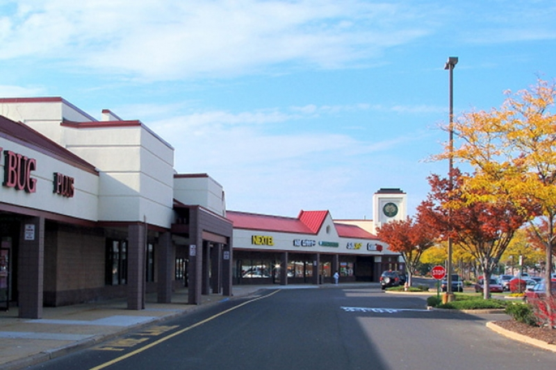 Center Point Place Shopping Center Retail Space