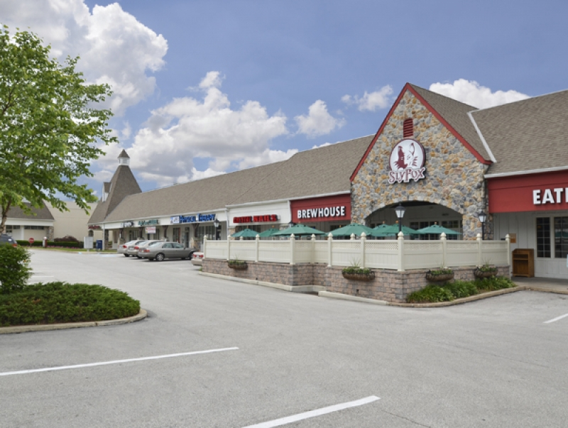 Maple Lawn Village Shopping Center