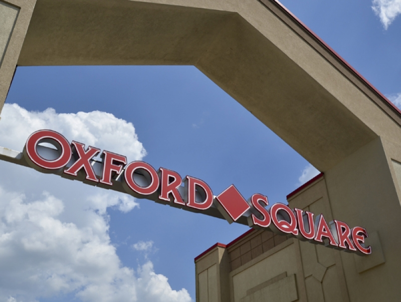 Oxford Square Shopping Center Retail Space