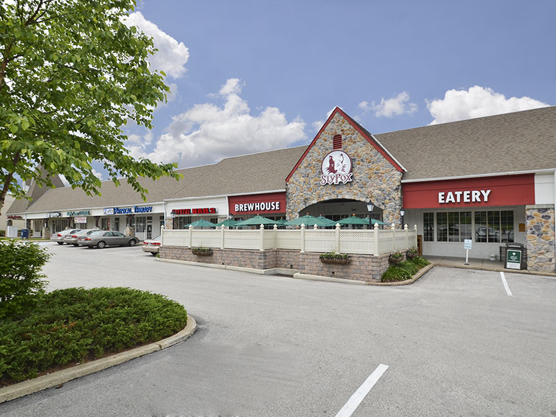 Maple Lawn Village Shopping Center Tenants