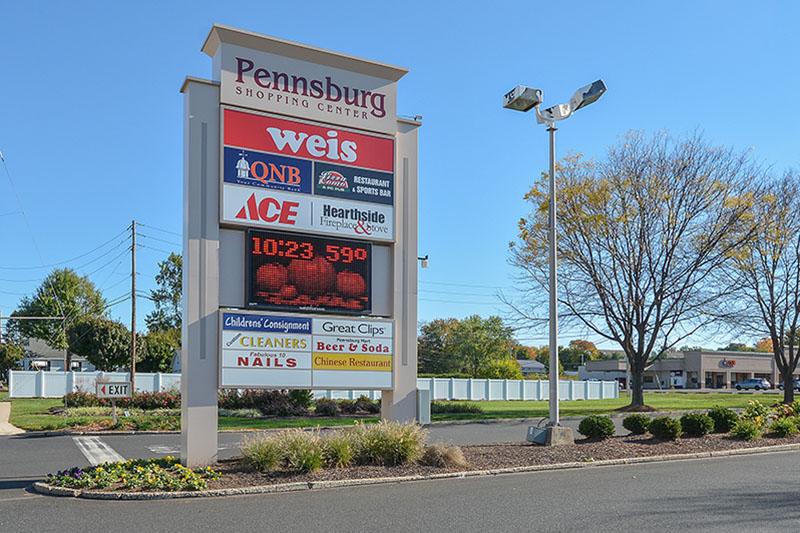 Pennsburg Square Shopping Center